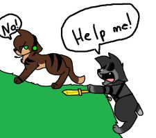 Skydoesminecraft: Help me! by thedead33