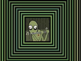 salad fingers wp by butterflywisper