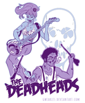 The Deadheads by Gweakles