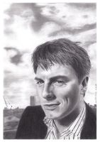 John Barrowman by gizelmo