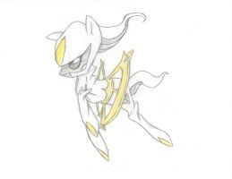 My Little Arceus by Mingmingfurb