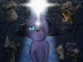 Bluestar's Prophecy by Toxin-Wolf