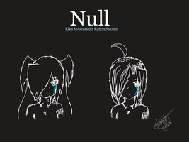 Kika and Kanon-Null by Airybutt