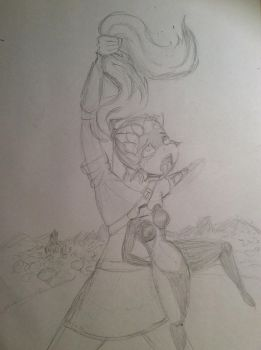 Midna beheaded by totalcreeper23