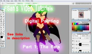 Video Tutorial 1: The Flats by Lord-FSan