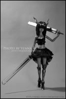 A Warrior's Life by yenna-photo
