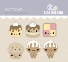 Bakery Designs by Cute-Creations