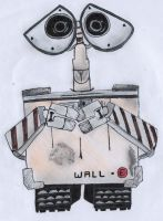 Wall-E by G-Sully