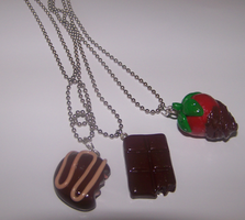 Delicious collection by PookieTookieJewelry