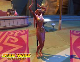 Twi'lek Slave Girl Dance by GlobtheSpacetoad