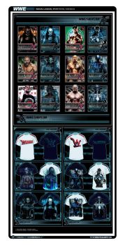 WWE RAW Rebooted- Merchandise by RAWhale