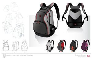 backpack concept by hjoseph