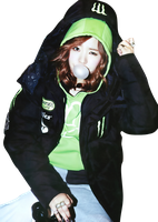 Sunny (SNSD) png render by pikudesign
