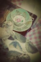Tea Time by foreverbeginstoday