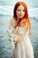 girl from the water by gestiefeltekatze