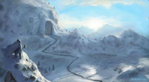 Ironforge by Kanaru92