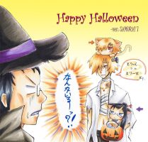 Happy Halloween ver.S7 by Hayato-kun