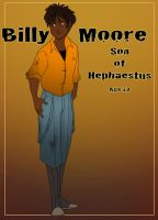 DR- Billy Moore- Son of Hephaestus by Nisassa