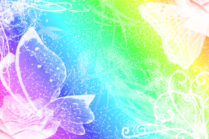 Rainbow Dream wallpaper by Lunashi-San