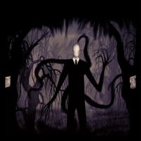 The Slender Man! by GabbyIsEvil