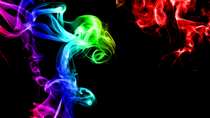 smoke abstract wallpaper by so1what1i1am1myself