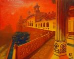 The Red Fort by fanafox