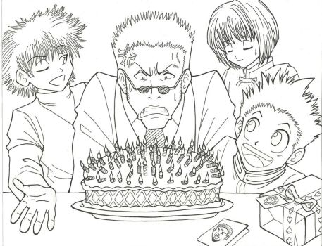 Happy birthday, old man! by KN-KL