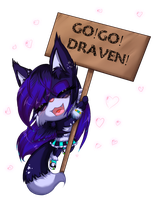 GO GO DRAVEN by NightAngelTDC