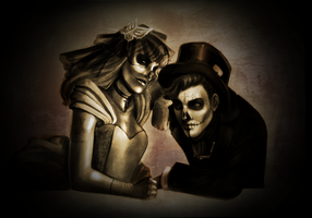LC - Until death do us part by AngieBlues