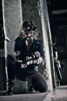 Steampunk: Crossfire by echoing-artemis