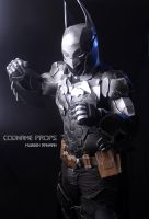 Batman armour cosplay by codname props by mubeen1