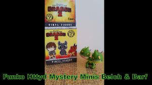 Funko Mystery Minis Belch And Barf by Vesperwolfy87