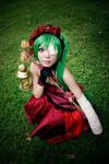 Guilty Rose - H.Miku: Enfolding Love by farizasuka