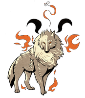 Teraphim: Beast out of the Earth by Furrama