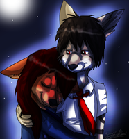 I Have Loved You For a Thousand Years.. by ScottishRedWolf