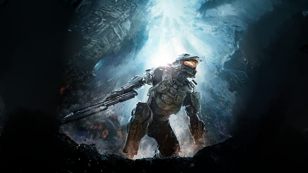 Halo 4 Wallpaper by RhymeToTheReason