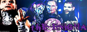 The Enigma Jeff Hardy by TheAwesomeJeo