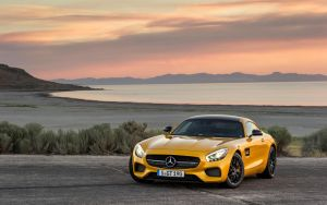 2015 Mercedes-AMG GT by ThexRealxBanks