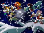 CE: A Sonic and Pokemon Christmas Flight by SEGAmastergirl