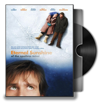 Eternal Sunshine of the Spotless Mind Folder Icon by musacakir