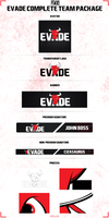 Evade, Team Package by Royds