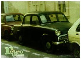 Carros Viejolos- Retro Inside by NG25Lab