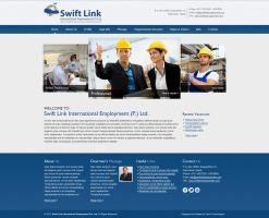 Layout for Employment Company by harkalopchan