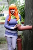 Daphne cosplay by WenWenB