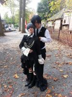 Sebastian and Ciel by SunshineAlways