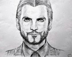 The Hunger Games: Seneca Crane by Kanamm