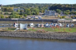 Miniature Harriet Island Park by JamminJo