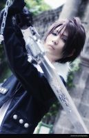 Final Fantasy 8 Squall Leonhart by jiocosplay