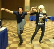 TODD HABERKORN IS AWESOME by Geegs