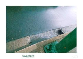 pavement by pokadotspider